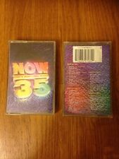 Original Album Double Cassette Tape - Now Thats What I Call Music 35