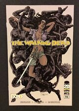 WALKING DEAD #94 Comic Book IMAGE EXPO VARIANT Limited Edition Cover MICHONNE NM