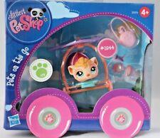 +Littlest PetShop++Nr.1844++Meerschweinchen mit Gleiter / Drachen++Hasbro++neu++