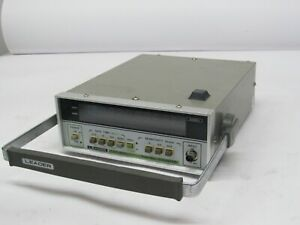 LEADER LDC-822 DIGITAL FREQUENCY COUNTER