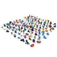 120pcs Pokemon Mini figure 2-3cm Action Figures in Cute Toys Random EF EF