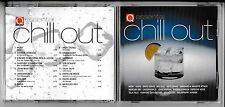 Q ESSENTIAL CHILL OUT USED CD INDIE ROCK FREE SHIPPING TESTED 16 SONGS