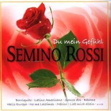 Semino Rossi - Du Mein Gefuehl [New CD]