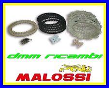 Kit Dischi Frizione MALOSSI YAMAHA T-MAX 530 12>13 + molle racing TMAX 2012 2013