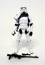 "STAR WARS SAND TROOPER Legacy Collection 4"" Action Figure Walmart Exclusive 2009"