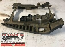 2012 Yamaha Grizzly 700 EPS Damper Plate