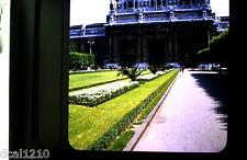 Original 3D Stereo Realist Slide #54 1964 MILAN ITALY RAILROAD STATION