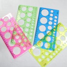 Papier Quilling Règle Paper Craft Outil Plastique Ruler Artisanat Aléatoire DIY