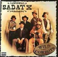 SADAT X - Wild Cowboys (LP) (VG-/VG)