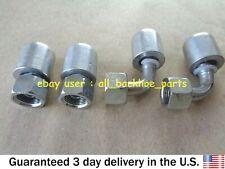 Jcb Backhoe 38 Bsp Female Strt Amp Elbow End Fitting W O Ring Pack Of 4pcs