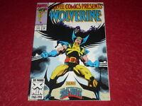 [Comics Marvel Comics USA] Presents #125 - 1993 Wolverine/Ghost Rider