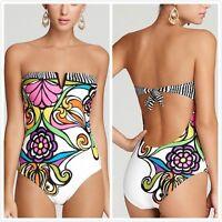 Women Sexy Bikini Set Monokini One Piece Swimsuit Push up Paded Bra Beachwear