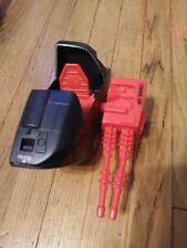 Vintage GI Joe 1986 Cobra Stun Left POD SEAT & GUN Replacement Parts  CC1018