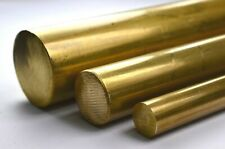 75cm Messing Rundstange Ms58 /Ø 5mm Messingstange auf Zuschnitt L: 750mm