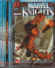 MARVEL KNIGHTS 1ère Série N° 1 à 7 + 16-18-19-20 Marvel France Panini 11 comics