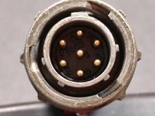 10 pcs CLANSMAN 7 PIN  PLUG SOCKET  / 2106