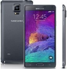Samsung Galaxy Note 4 SM-N910A AT&T Unlocked (Work With T-Mobile And More) Black