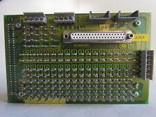 Bachmann électronic Battenfeld carte CVA500 UNILOG 4000