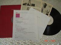 "King Crimson – ""Discipline""  Vintage Vinyl LP  Warner Bros. Records – BSK 3629"