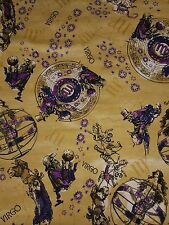 HOROSCOPE SIGNS FABRIC VIRGO  BY THE 1/2 YARD  NEW FROM FABRI-QUILT