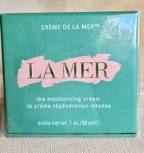 LA MER  The Moisturizing Cream 1oz/30ml NIB SEALED