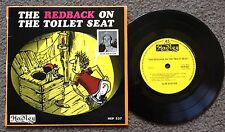 SLIM NEWTON - REDBACK ON THE TOILET SEAT - ORIGINAL 1970'S OZ COUNTRY HADLEY EP