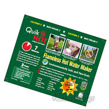 Quik Hot Instant Flameless Hot Water Maker 3pk - 1.5 Gallons in 7 Minutes