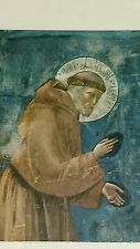 Saint Francis of Assisi -  Giotto fresco Basilica