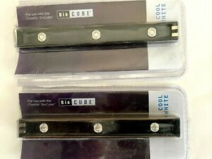 Coralife LED Cool White Light Strips X2  for old style Bio-Cube 14 & 29G Hood.