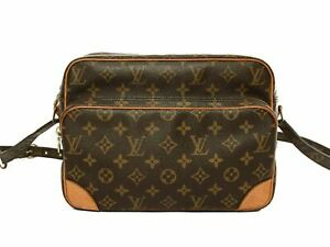 Authentic Vintage Louis Vuitton monogram Nil shoulder bag M45244