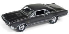 Johnny Lightning Nash Metropolitan 1958 Black and White Jlcg014a 1/64