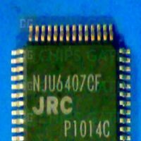 1PCS NJU6407CF QFP56