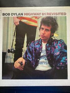 BOB DYLAN Highway 61 Revisited 1965 SBPG 62572 Vinyl LP free post in uk