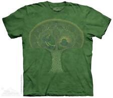 Celta Arte Árbol Raíces The Mountain Camiseta (1485) Todas las Tallas