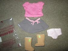 Authentic AMERICAN GIRL DOLL TRUE SPIRIT OUTFIT CLOTHES NEW Molly Grace Emily
