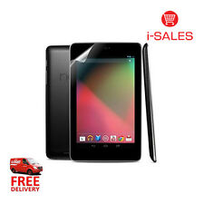 Clear Screen Protector Film Cover Skin For Google Nexus 7 II