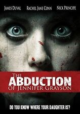 Abduction Of Jennifer Grayson KIDNAPPED GIRL KEPT TIED TO BED THROUGH FILM DVD