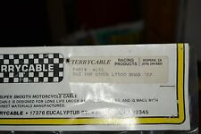 NOS Terrycable Suzuki Throttle cable #4133 87'-91' LT500, 90'-91' 4WD 250