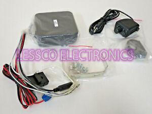 Audiopipe AP Moto 600  80 watt Motorcycle Mini Amp Amplifier + Controller Knob