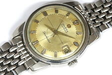 Omega 24 jewels 562 Swiss mens watch for parts/restore