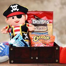 Pirate Puppet Gift Basket