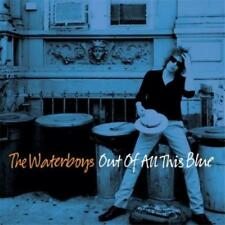 THE WATERBOYS Out Of All This Blue 2CD BRAND NEW Digipak