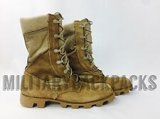 New McRae Military Warm Weather Combat Boots Hunting Size 5 Mens Women's