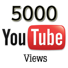 5k YouTube-Video-Views 100 Video-Likes