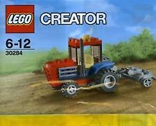 Lego Creator 30284 Farmers Tractor and Plough poly bag