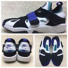 9b987bd98351 Nike Air Trainer Huarache 554991-100 Men US 13 Athletic Multi White Blue  Teal