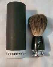Baxter Of California Baxter Badger Hair Silver Tip Shave Brush shaving  NIB