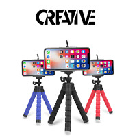 Universal Mini Mobile Phone Holder Tripod Stand Grip For iPhone Camera Samsung