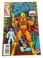 BD Comic Espagnol The Silver Surfer N°8 1992 Comics Forum  Envoi rapide suivi