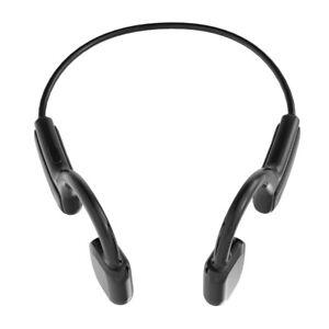 Wireless Bluetooth 5.0 Headphones Bone Conduction Headset Earphone Hearing Aid
